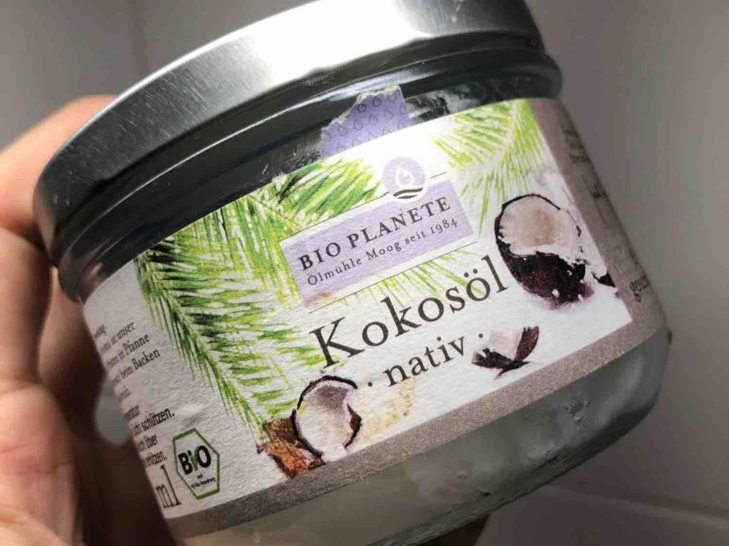 Kokosöl nativ, erste kalte Pressung von evvlc | Hochgeladen von: evvlc