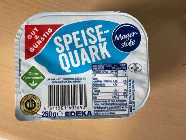 Speisequark , Magerstufe  von EsKay95   Hochgeladen von: EsKay95