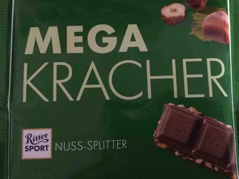 Ritter Sport Nuss-Splitter, mit knackigen Haselnuss-Stückchen von Elisa1702 | Hochgeladen von: Elisa1702