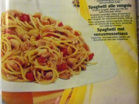 Spaghetti in Venusmuschel-Soße | Hochgeladen von: Buldi