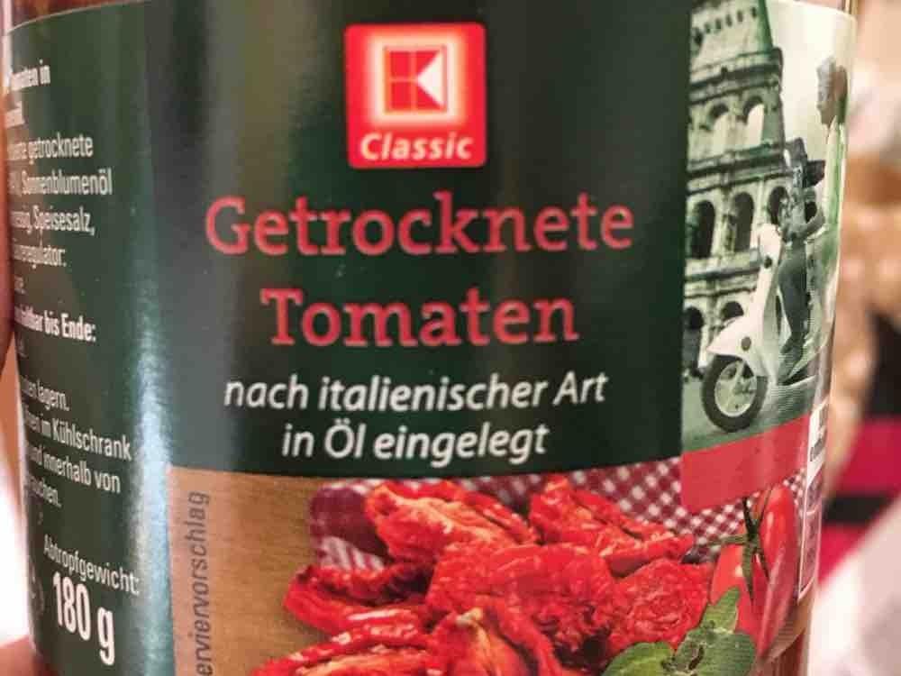 Tomaten getrocknet, in Öl von oldamsterdam | Hochgeladen von: oldamsterdam