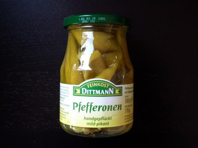 Pfefferonen, mild-pikant   Hochgeladen von: Tobbes