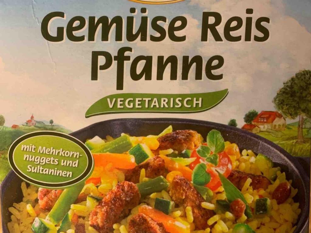 Gemüse-Reis-Pfanne vegetarisch von ShawnBu | Hochgeladen von: ShawnBu