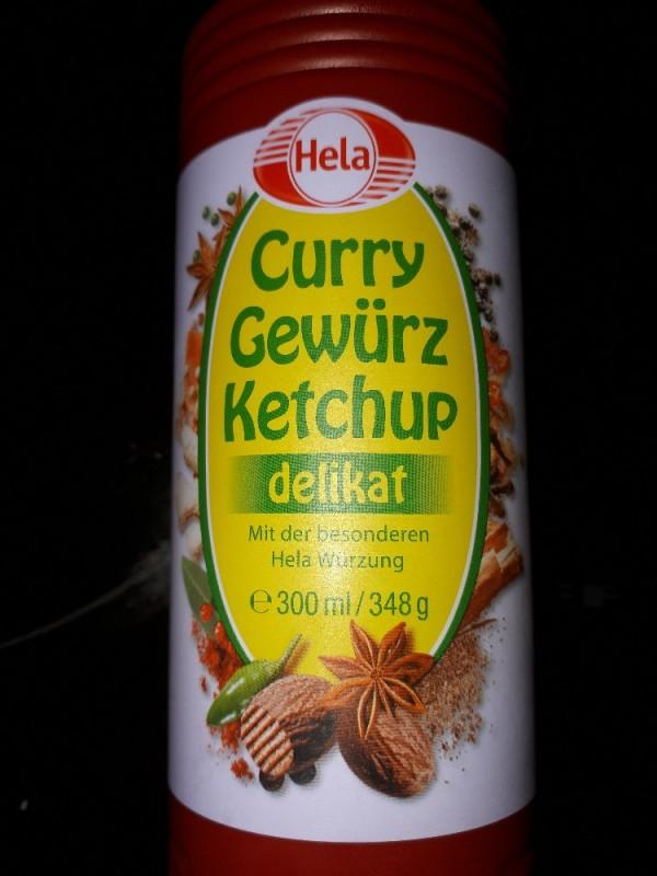 Curry Gewürz Ketchup, Delikat von BlueSoul | Hochgeladen von: BlueSoul