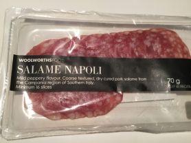 Salame Napoli   Hochgeladen von: AlexBePunkt