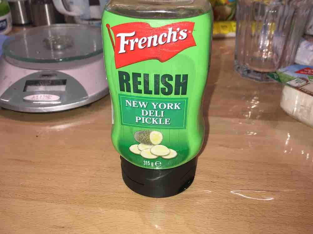 New York Deli Pickle Relish von maddsnooopyy115 | Hochgeladen von: maddsnooopyy115
