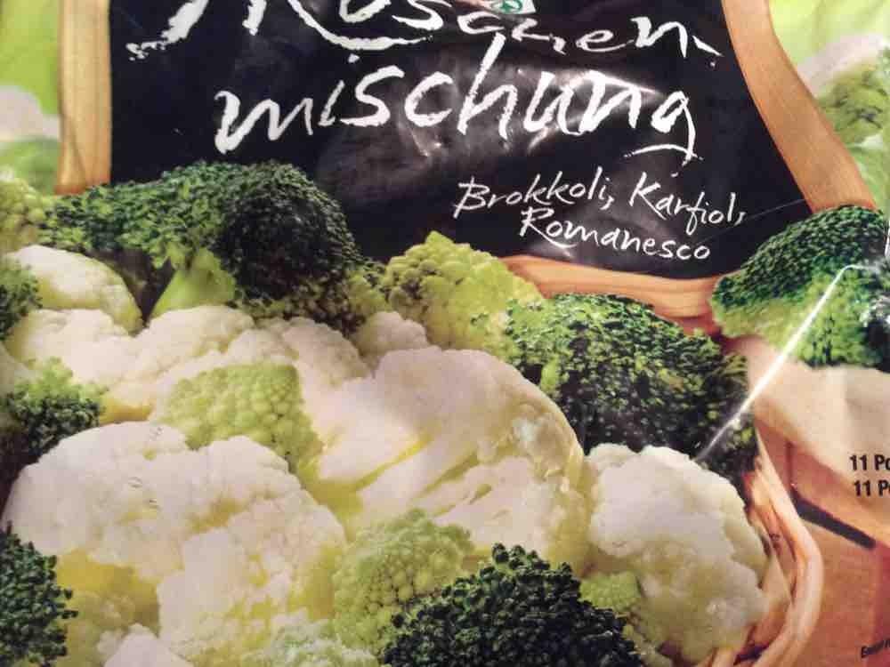 3 Röschen-Mischung, Brokkoli, Karfiol, Romanesco von sabrina1909 | Hochgeladen von: sabrina1909