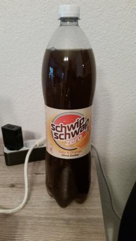 Schwip Schwap Zero, Cola & Orange ohne Zucker von cruXcon | Hochgeladen von: cruXcon