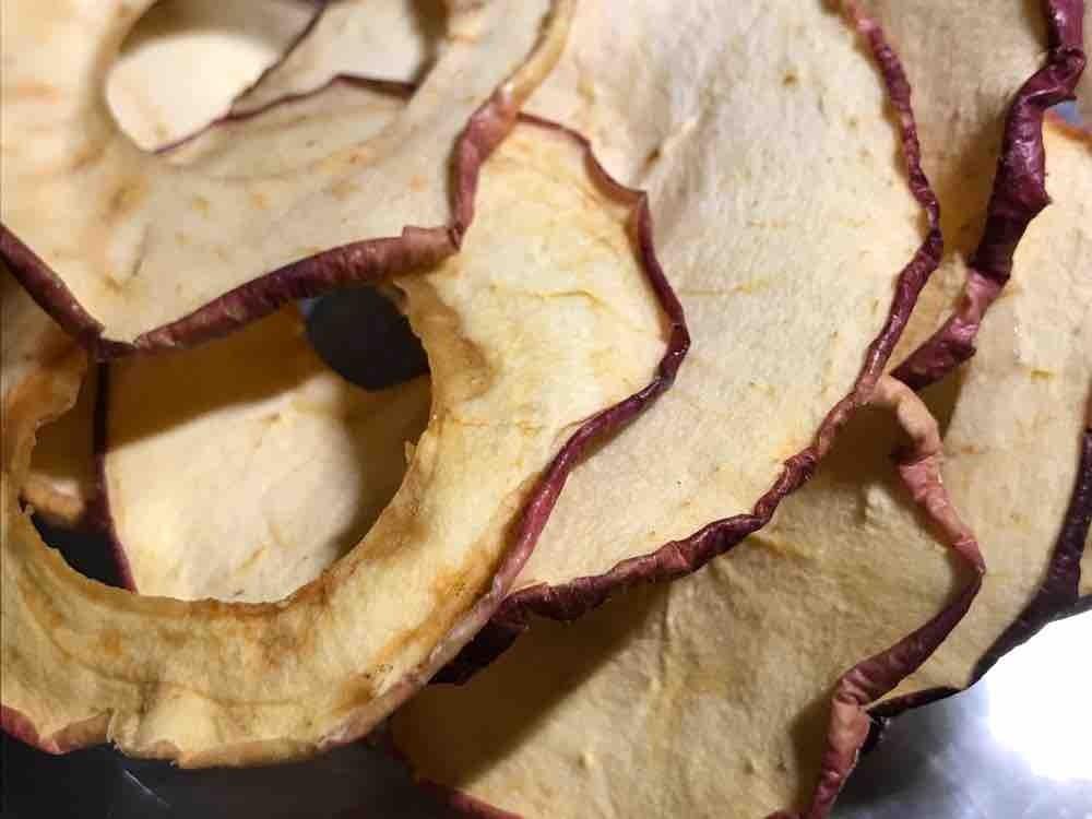 Apfelchips von Pamina   Hochgeladen von: Pamina