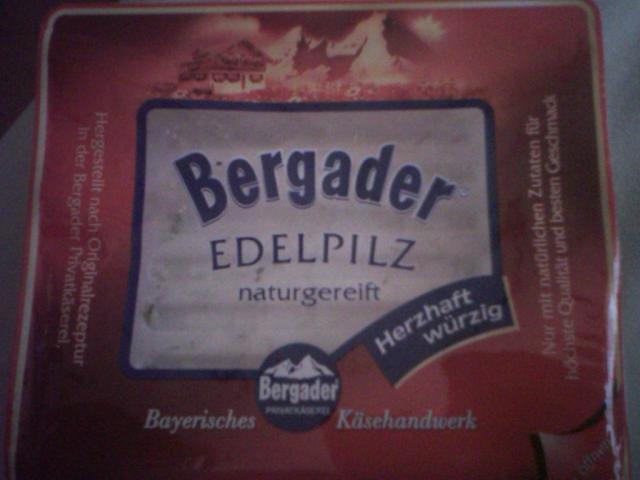 Bergader Edelpilz, herzhaft würzig 50% F.i.Tr. | Hochgeladen von: Enomis62