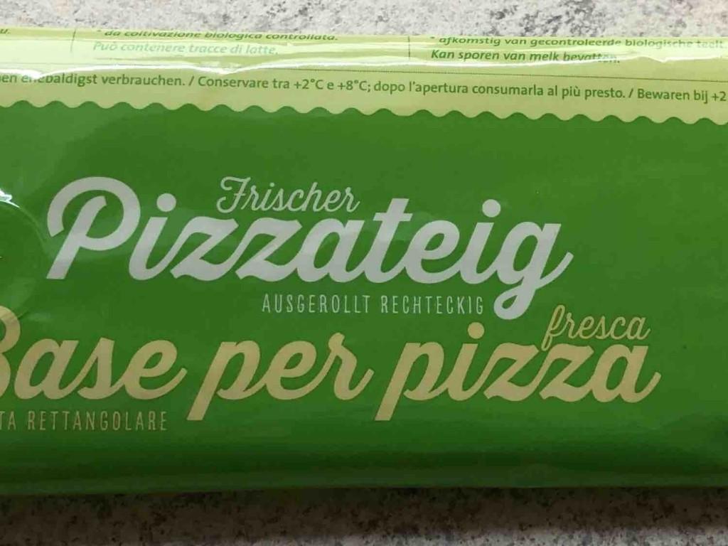 echter Bio Pizzateig von t0astbr0t   Hochgeladen von: t0astbr0t