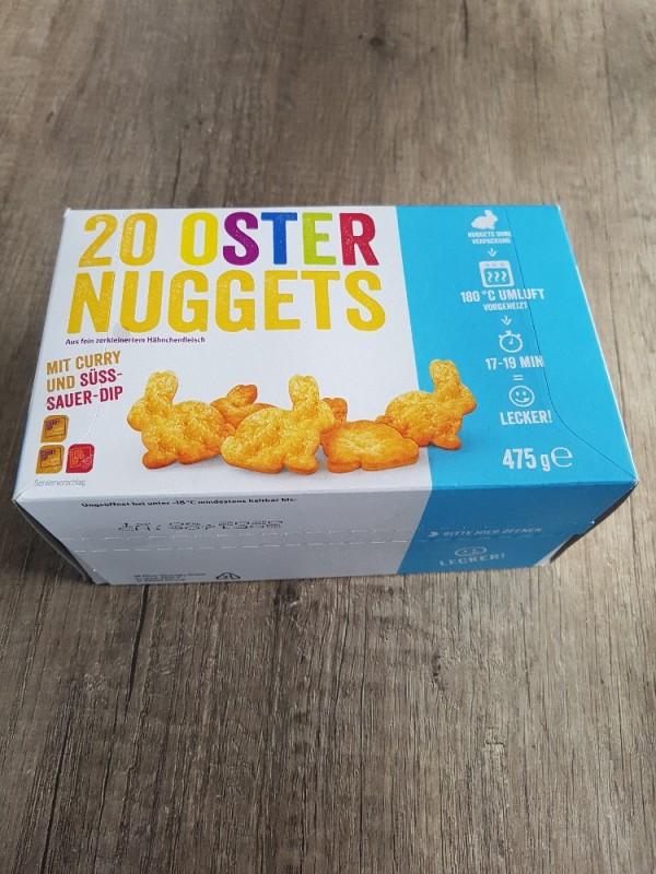 Oster Nuggets, mit Curry Dip von d.ozano   Hochgeladen von: d.ozano