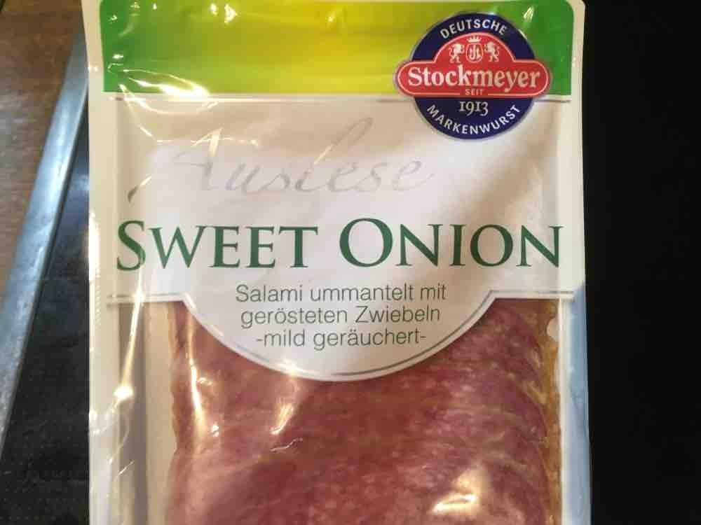 Salami Sweet Onion, ummantelt mit Zwiebeln von Schnuffeli   Hochgeladen von: Schnuffeli