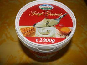Weideglück Grieß-Dessert   Hochgeladen von: LovePeaceFashion