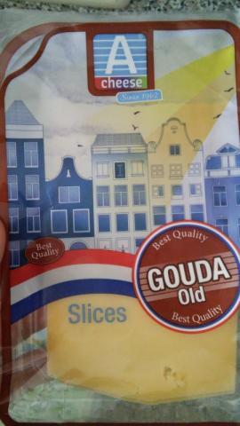 A Cheese Gouda Old Käse, 48% Fett | Hochgeladen von: htcuser73941