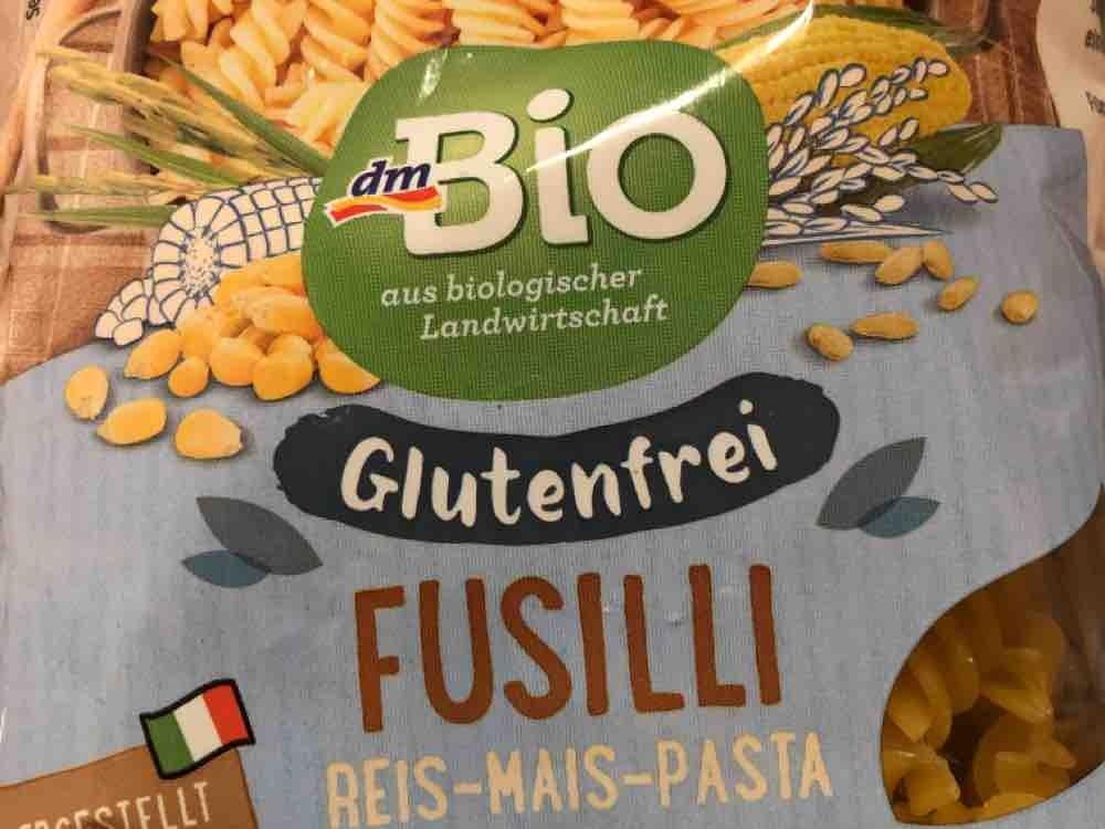 Fusilli glutenfrei von Kantana | Hochgeladen von: Kantana