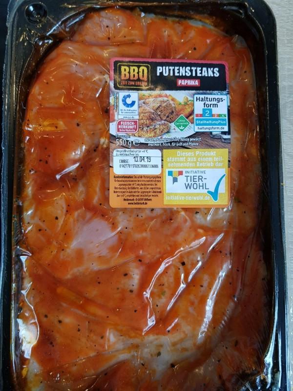 Putensteaks, Paprika von Obsthändler   Hochgeladen von: Obsthändler