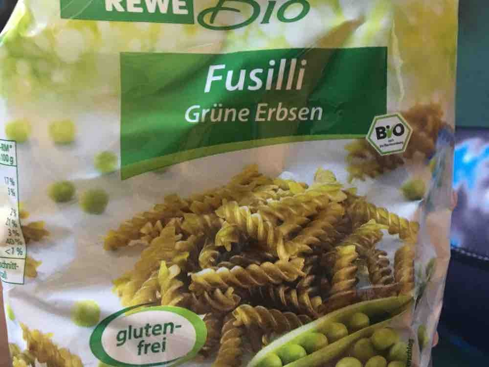 Fusilli grüne erbsen von carlottasimon286 | Hochgeladen von: carlottasimon286