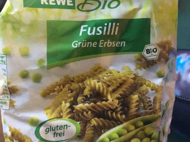 Fusilli grüne erbsen von carlottasimon286   Hochgeladen von: carlottasimon286