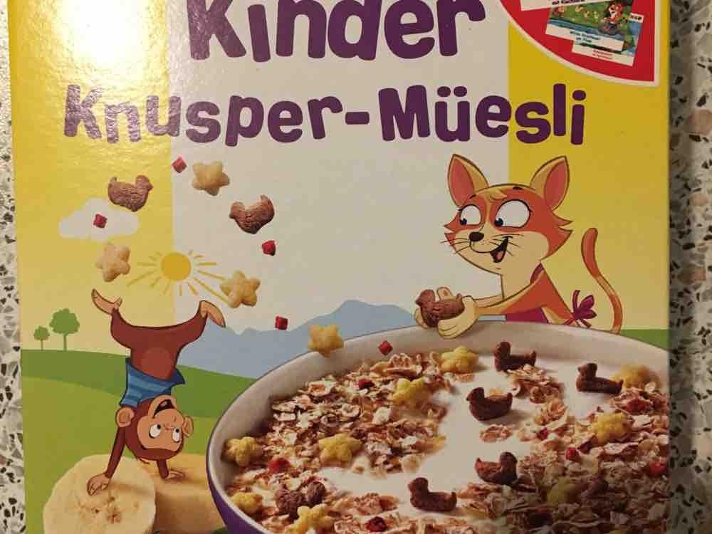 Kinder Knusper-Müesli von Julcheeeeeen | Hochgeladen von: Julcheeeeeen