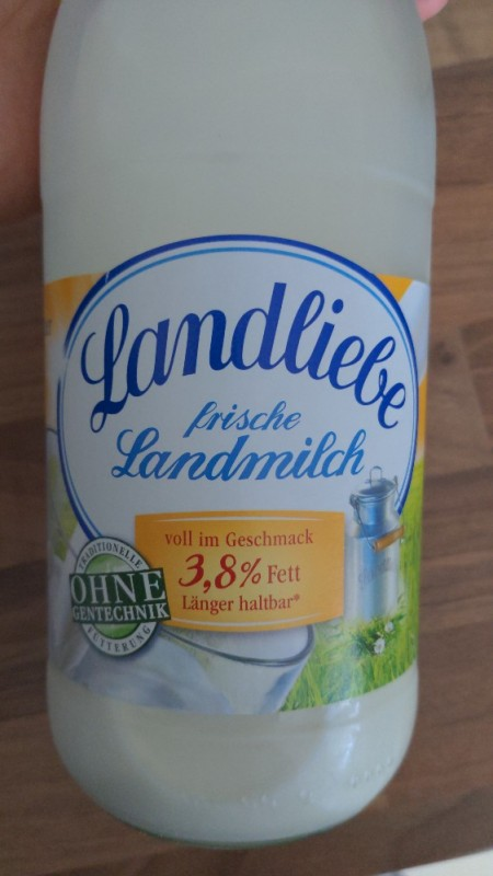 Frische Landmilch, 3,8% Fett von hejezyaa   Hochgeladen von: hejezyaa