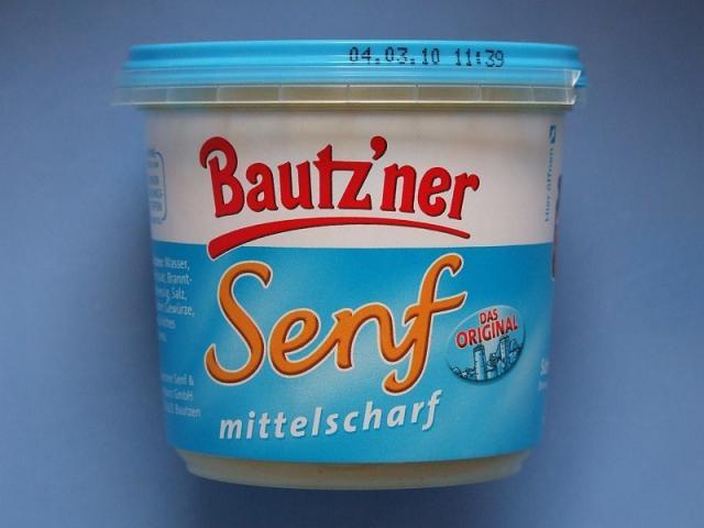 Bautzner Senf | Hochgeladen von: IamX