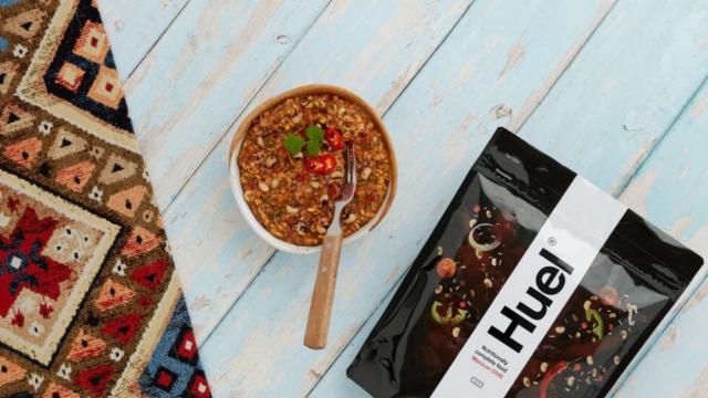 Huel Hot & Savoury: Mexikanisches Chili, 210ml Wasser von Pletti | Hochgeladen von: Pletti