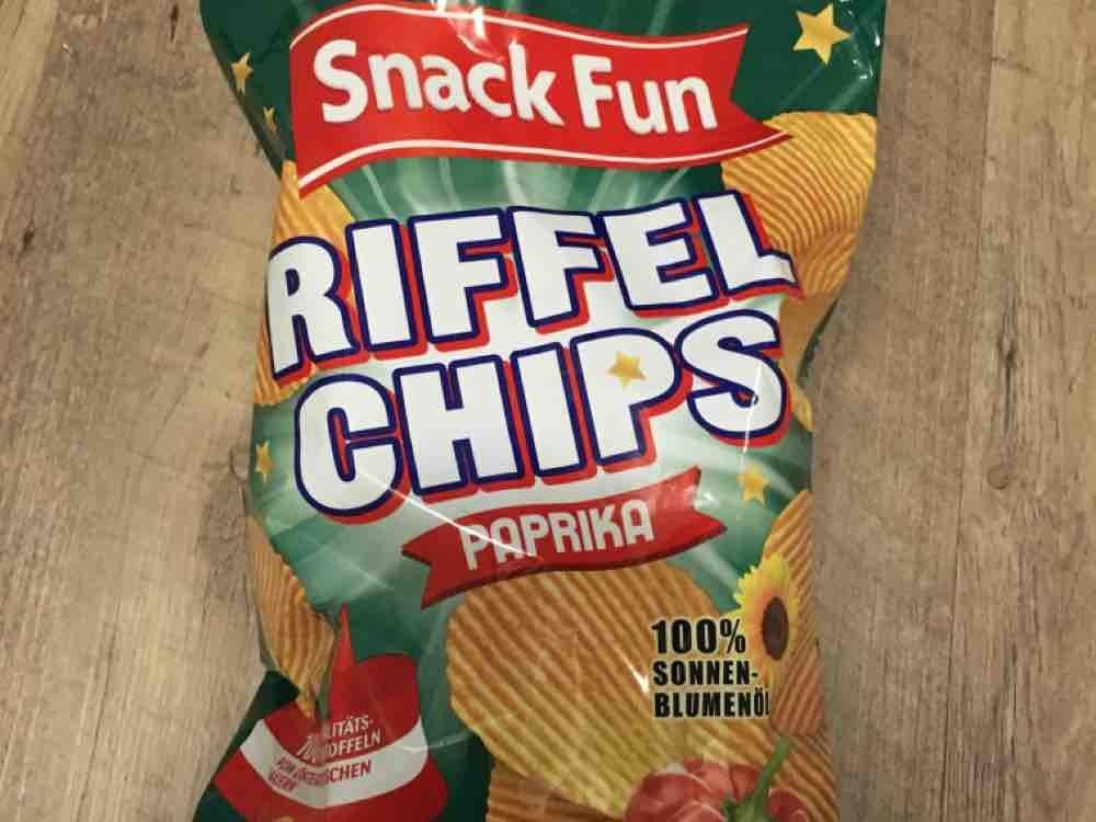 Riffel Chips Paprika von Fuzipower   Hochgeladen von: Fuzipower