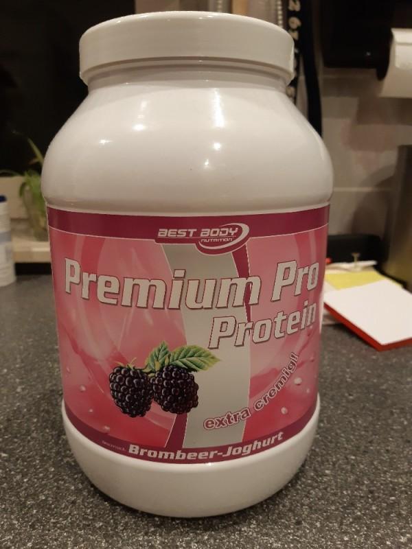 Eiweißshake, Brombeer-Joghurt von AtzeThon   Hochgeladen von: AtzeThon