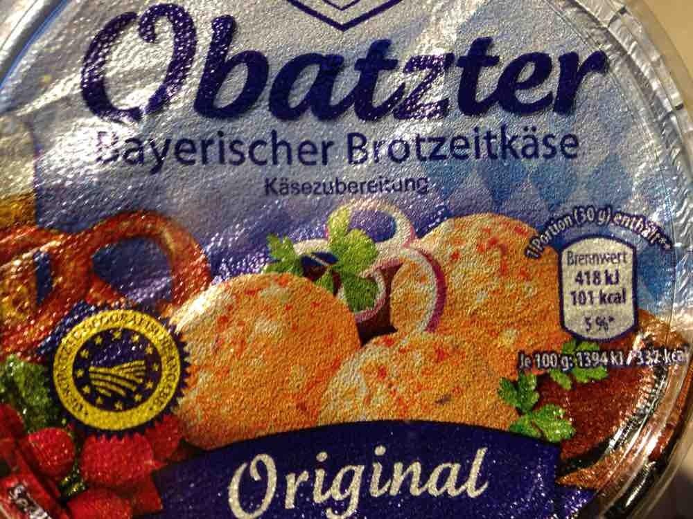 Obazter, Käse von UDI1212 | Hochgeladen von: UDI1212