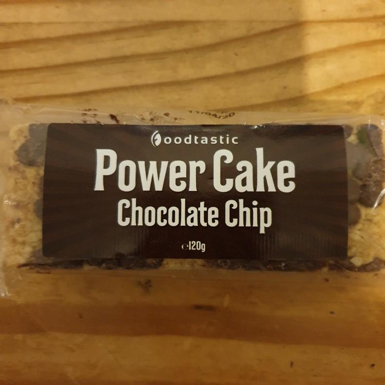 Power Cake, Chocolate-Chip von msh.hssn | Hochgeladen von: msh.hssn