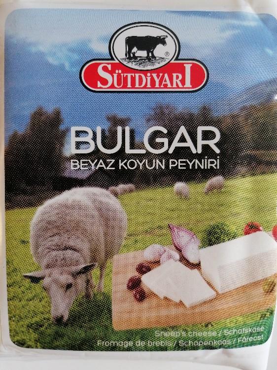 Schafskäse bulgarisch Bulgar Beyaz Koyun Peyniri von gege   Hochgeladen von: gege
