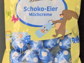 Schoko-Eier, Milchcreme   Hochgeladen von: wertzui