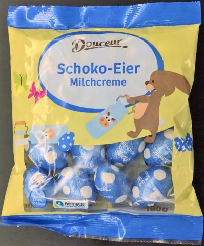 Schoko-Eier, Milchcreme | Hochgeladen von: wertzui