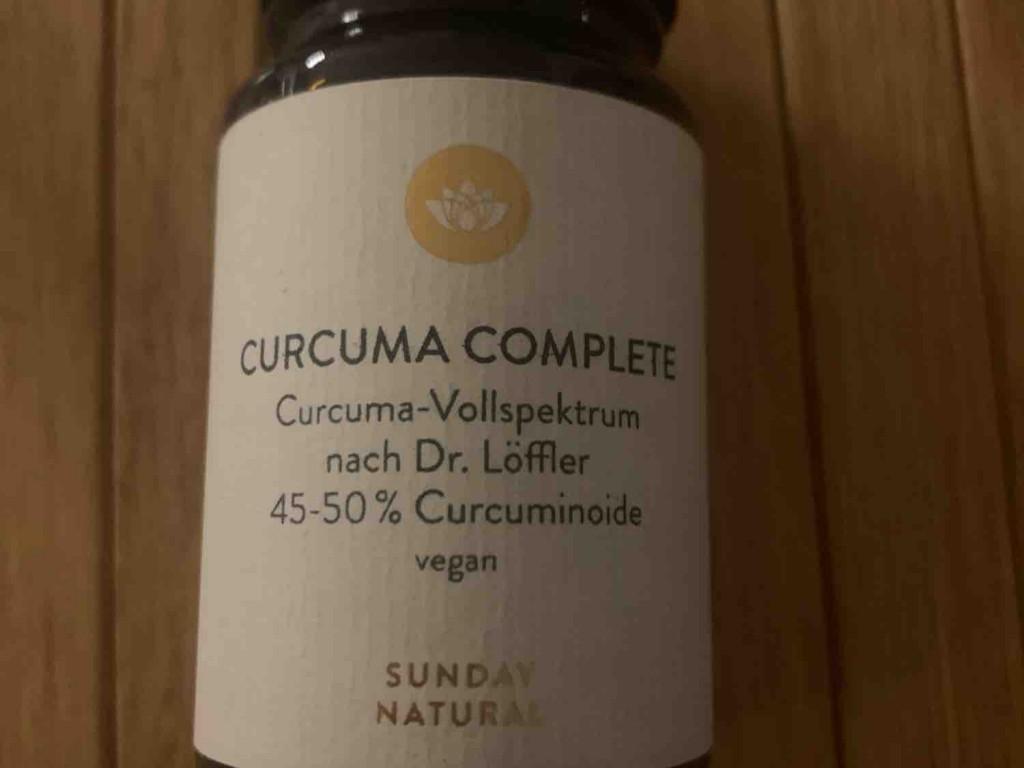 Curcuma Complete (Cureit)250mg, Dr.Löffler, Curcuminoide 112mg von Flietel   Hochgeladen von: Flietel