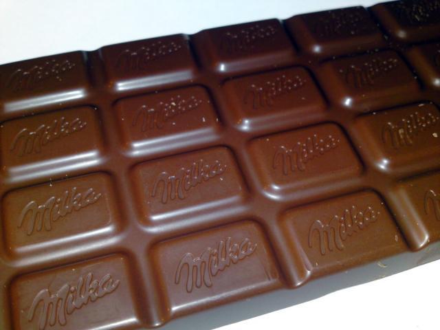 Milka Schokolade, Zartherb   Hochgeladen von: Shady