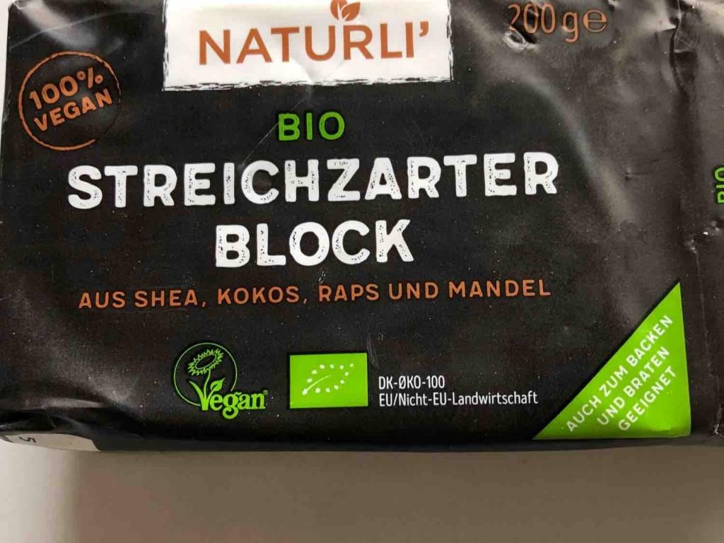BIO STREICHZARTER BLOCK, aus Shea, Kokos, Raps und Mandel (100% vegan) von micafelicitas | Hochgeladen von: micafelicitas