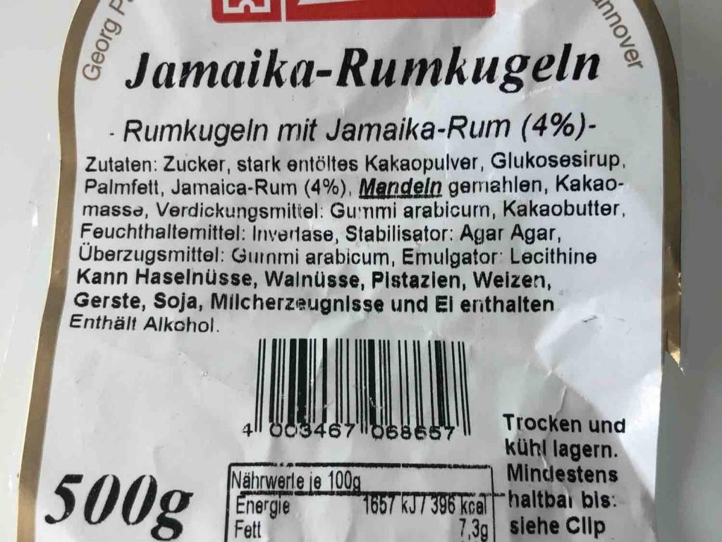 Jamaika Rumkugeln von dirkstrassburge848 | Hochgeladen von: dirkstrassburge848