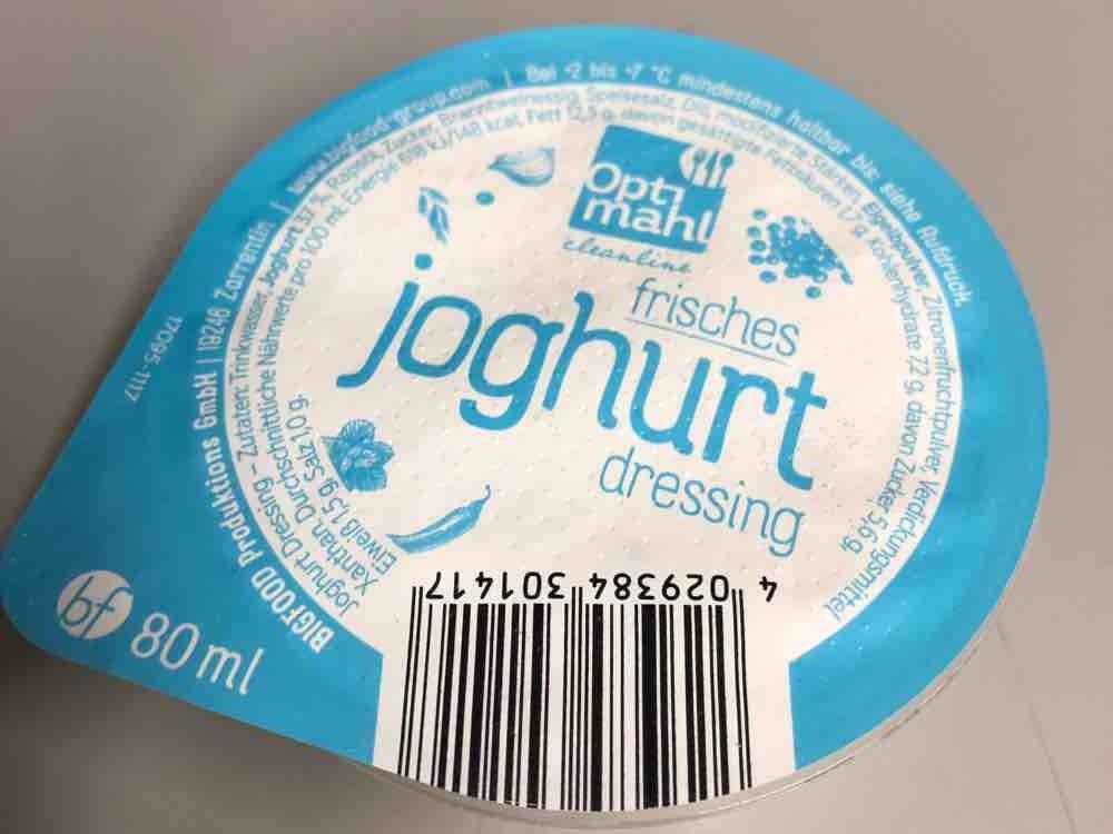 joghurtdressing wie beim italiener