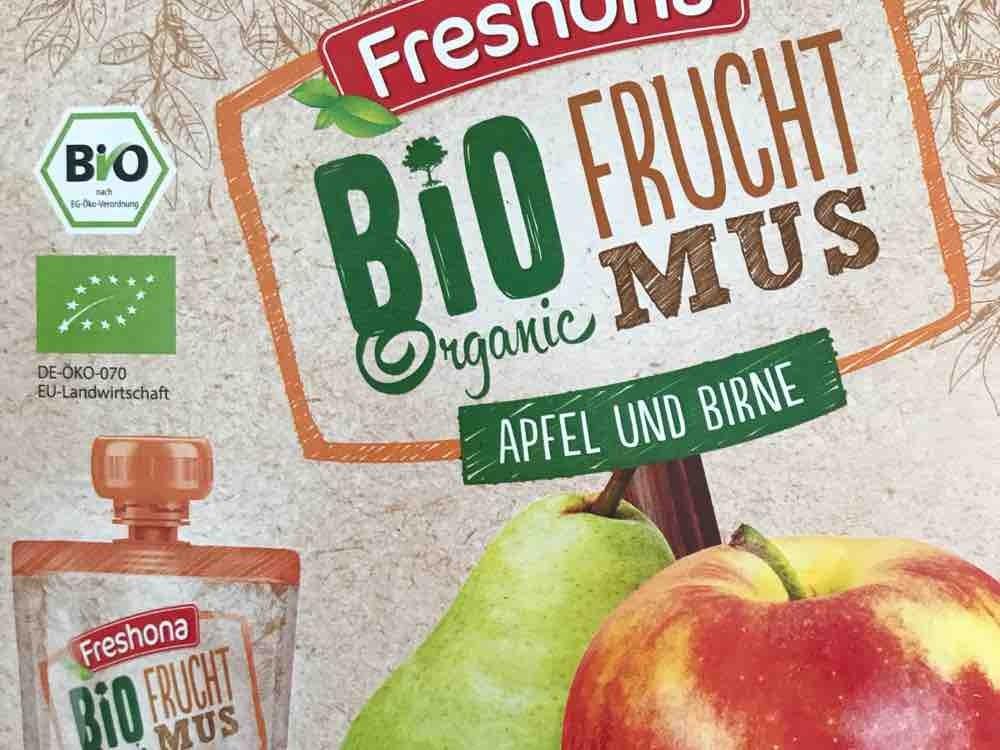 Bio Organic Fruchtmus, Apfel und Birne von swenchri | Hochgeladen von: swenchri