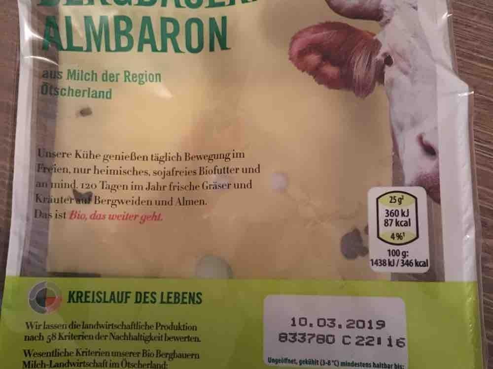 Bergbauern Almbaron, mild-fein von proxchange | Hochgeladen von: proxchange