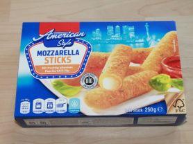 Mozzarella Sticks   Hochgeladen von: lexmax