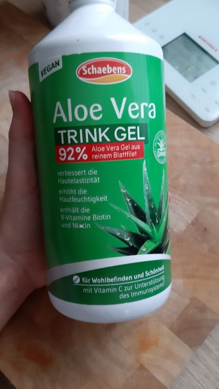 Alle Vera Trink Gel, Vegan von sylviahantel510 | Hochgeladen von: sylviahantel510