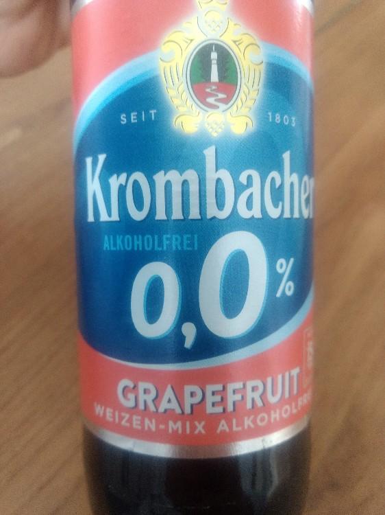 Grapefruit Weizen-Mix alkoholfrei von Mugelansch | Hochgeladen von: Mugelansch