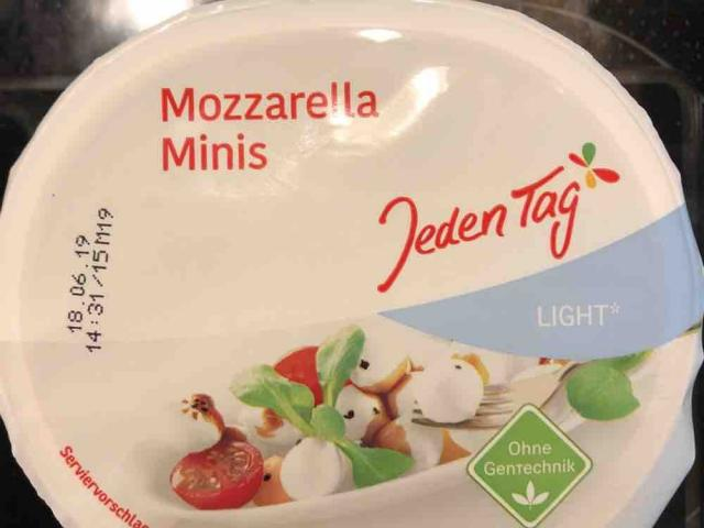 Mozarella Minis light von Hauptfriese | Hochgeladen von: Hauptfriese