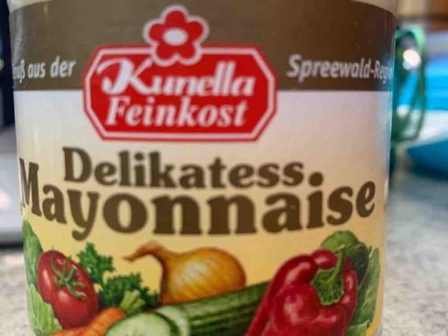 Delikatess Mayonnaise von fitsp73   Hochgeladen von: fitsp73
