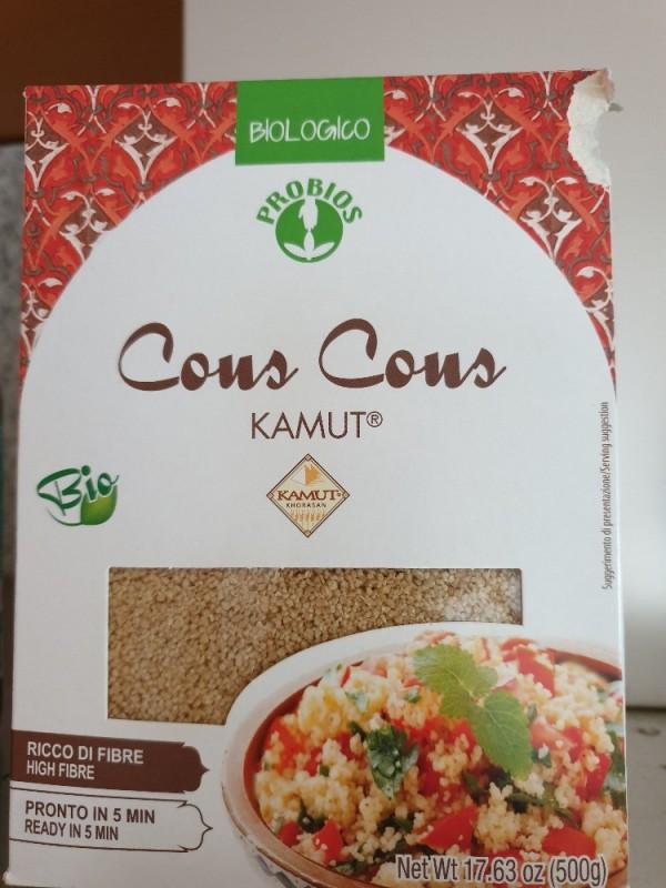 Cous Cous Kamut von patrickkumanovi786 | Hochgeladen von: patrickkumanovi786