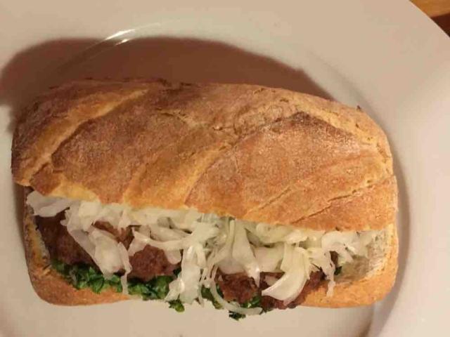 Parisienne Frikadelle / Bäckerei Junge von borstel   Hochgeladen von: borstel