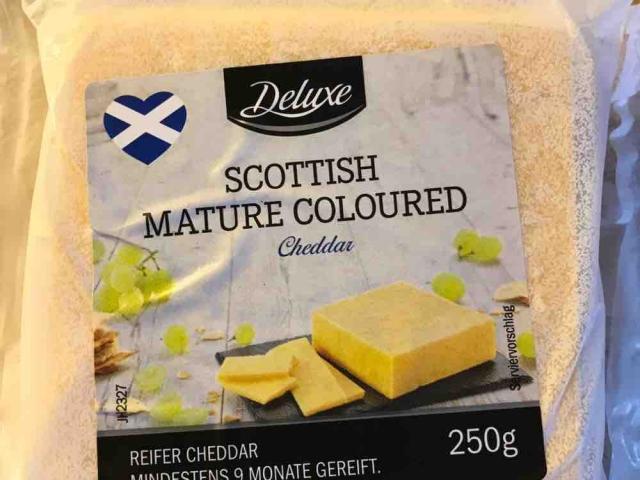 Scottish Mature Cheddar, Cheddar von TinCupNero | Hochgeladen von: TinCupNero