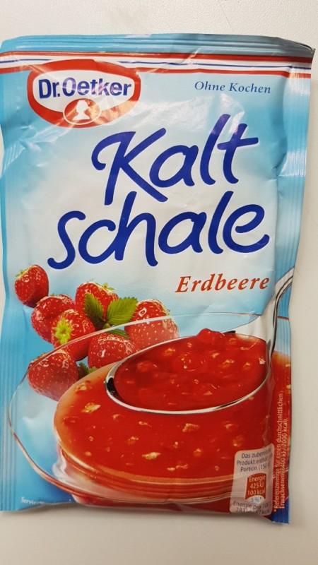 Kaltschale, Erdbeere von schnufflpuffl   Hochgeladen von: schnufflpuffl